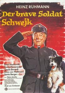 der-brave-soldat-schwejk-poster